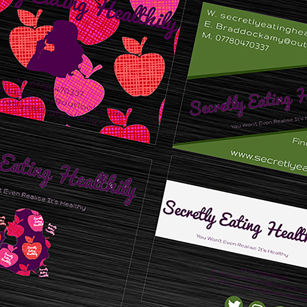 Business Cards For SEH – Amy Braddock